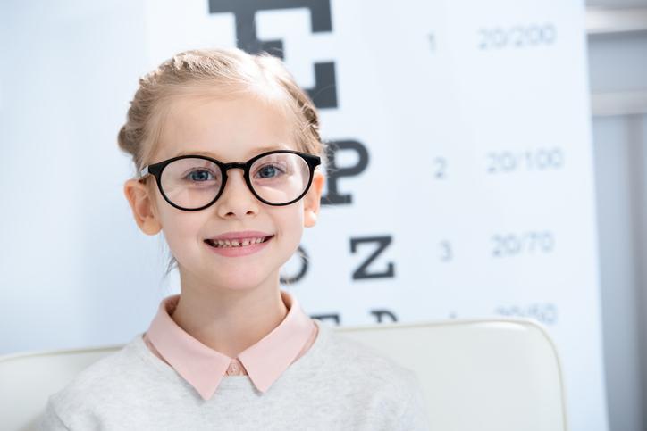 plus bas rabais super qualité couleur attrayante Aide financière pour l'achat de lunettes aux enfants