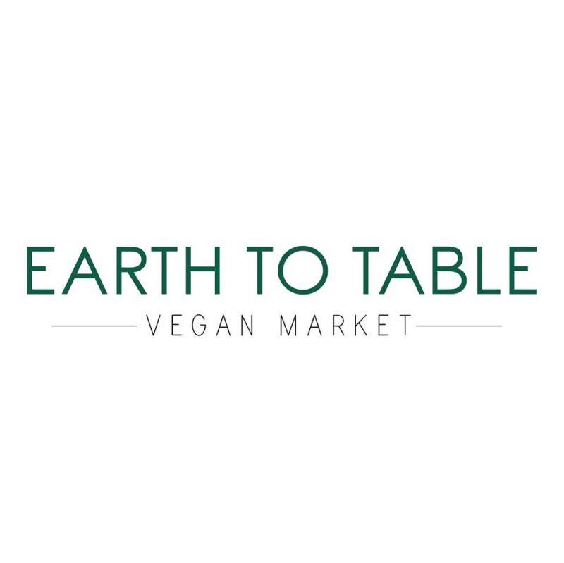 Earth to Table Vegan Market