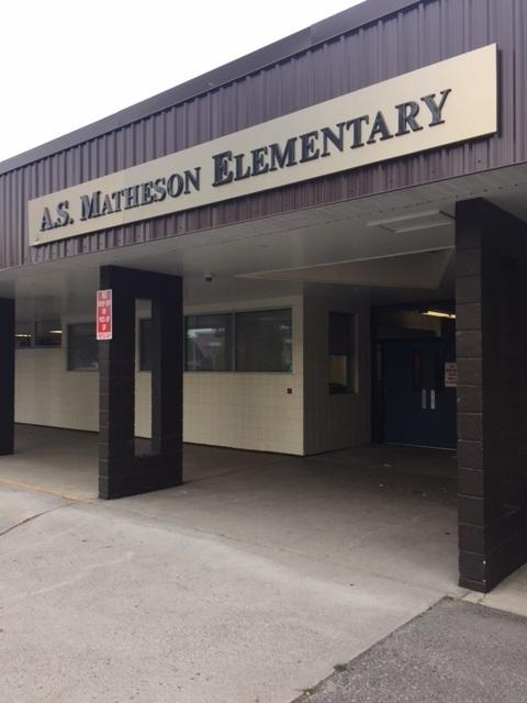 A.S Matheson Elementary School