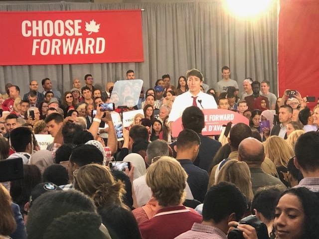AM800-News-Justin-Trudeau-Liberal-Rally-September-16-2019.jpg