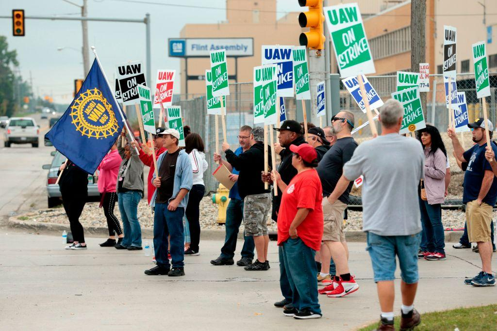 AM800-News-UAW-GM Strike-September 16-2019