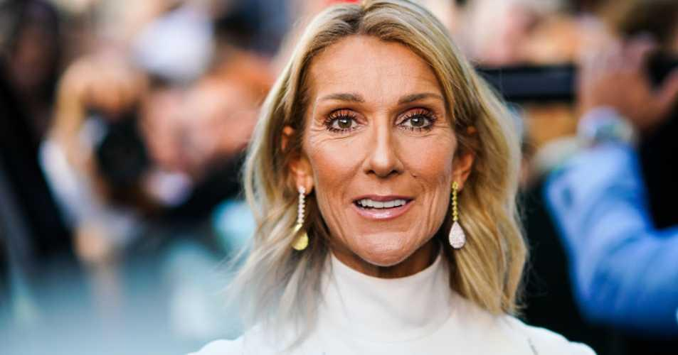 Céline Dion GETTY IMAGES Edward Berthelot