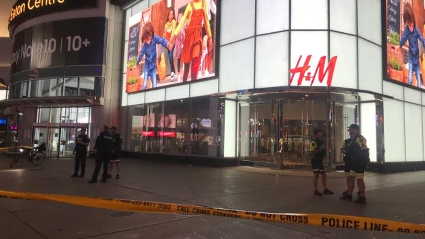 Eaton centre shooting Sept 19 2019
