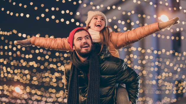Comment célébrer Noël en plein air?